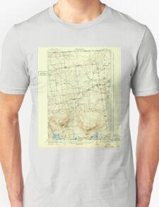 New York NY Churubusco 122743 1915 62500 T-Shirt