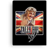 Best of British - Tally Ho! Canvas Print