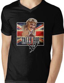 Best of British - Tally Ho! Mens V-Neck T-Shirt