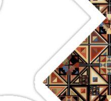 Plasma Logo + Inca Sticker