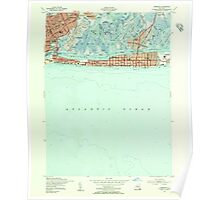 New York NY Lawrence 130230 1954 24000 Poster
