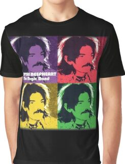 Captain Beefheart T-Shirt Graphic T-Shirt
