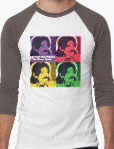 Captain Beefheart T-Shirt Men's Baseball ¾ T-Shirt