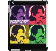 Captain Beefheart T-Shirt iPad Case/Skin