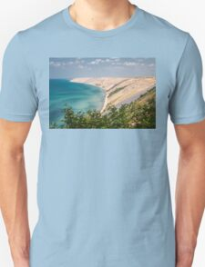 Grand Sable Dune - Lake Superior Unisex T-Shirt