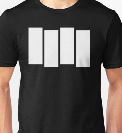 Punk Rock Music Flag Unisex T-Shirt
