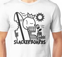 Live On slackerBoards! Unisex T-Shirt