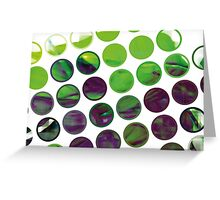 Planty Dots Greeting Card