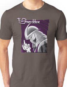 The Shredder - Purple Foot Clan Unisex T-Shirt