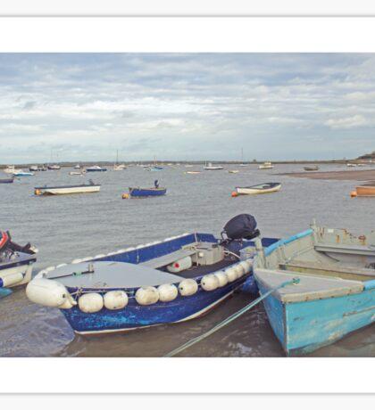 Harbour. Sticker