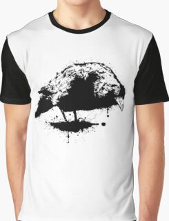 ink crow Graphic T-Shirt