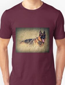 Straw Dog! Unisex T-Shirt