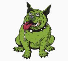 Zombie Dog One Piece - Long Sleeve