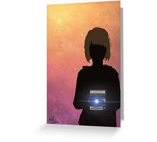 Life is Strange - Minimal Max Greeting Card