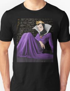 Evil Witch just heard the news... Unisex T-Shirt