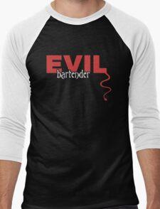 Bartender Men's Baseball ¾ T-Shirt
