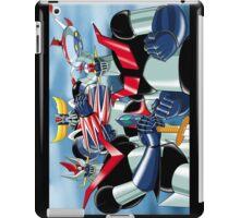 Goldrake Grendizer and Mazinger, best super robots iPad Case/Skin