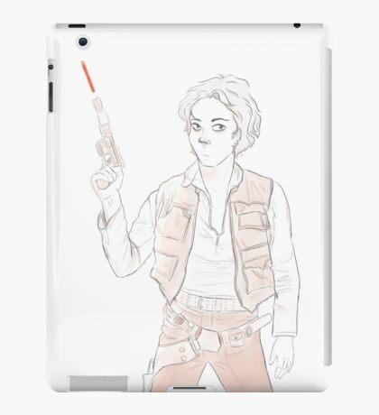 Han Winchester - Sam Solo iPad Case/Skin