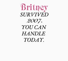 Britney Survived, Britney. Unisex T-Shirt