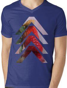 MORANGUITO Mens V-Neck T-Shirt