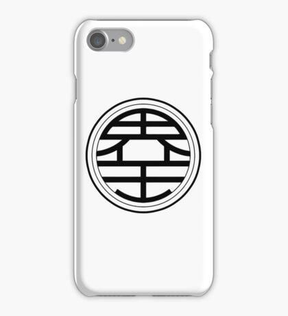 Martial Arts Namek Planet Master iPhone Case/Skin