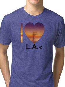 L.A. Tri-blend T-Shirt