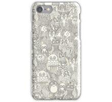 pencil pinatas ivory iPhone Case/Skin