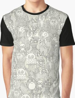 pencil pinatas ivory Graphic T-Shirt
