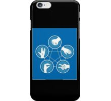 sign language iPhone Case/Skin