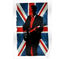 Twelve's Guitar, Hell Bent Doctor Who Poster