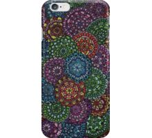 Colourful Mandalas iPhone Case/Skin