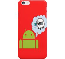 Do Androids Dream of Electric Sheep? iPhone Case/Skin