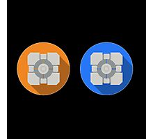 Cube portal Photographic Print