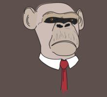 Office Chimp Baby Tee