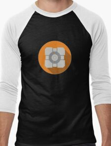 Cube portal Men's Baseball ¾ T-Shirt
