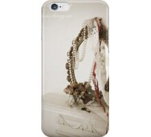 Time is the most precious thing we have iPhone Case/Skin