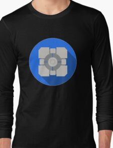 Cube portal Long Sleeve T-Shirt