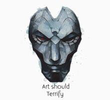 Art Should Terrify -Jhin by GretaMinghie