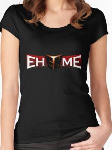 Ehome Women's Fitted Scoop T-Shirt