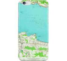 New York NY Cleveland 137663 1957 24000 iPhone Case/Skin
