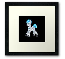 Wheatley portal mlp Framed Print