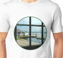Looking Out At The Sea Unisex T-Shirt