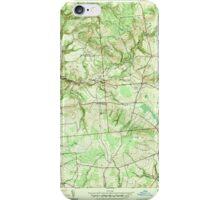 New York NY North Western 128770 1947 31680 iPhone Case/Skin