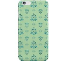 Morning garden iPhone Case/Skin