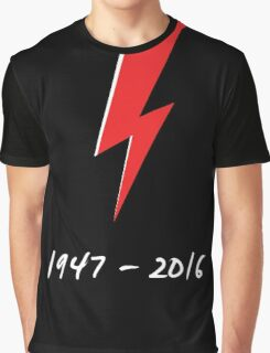 David Bowie Graphic T-Shirt