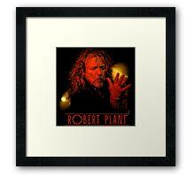 Robert Plant Tour 2016 02 Framed Print