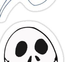 Jack & Zero Sticker