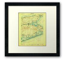 New York NY Riverhead 148328 1904 62500 Framed Print