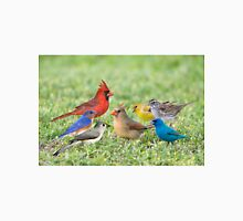 Little Flock of Songbirds Unisex T-Shirt