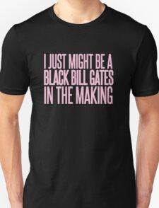 Beyonce - Formation World Tour 'I just might be a black Bill Gates in the making' T-Shirt